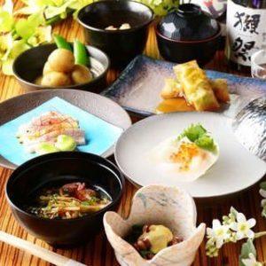 名古屋市栄駅の海鮮和食居酒屋 錦三山車楼 宴会⑩